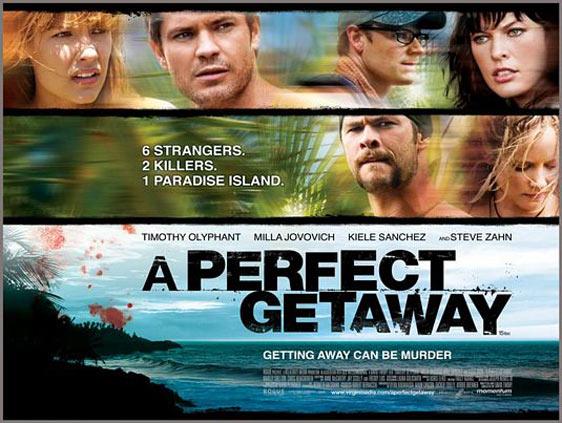 A Perfect Getaway Poster #3