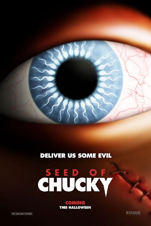 Seed of Chucky Poster #1