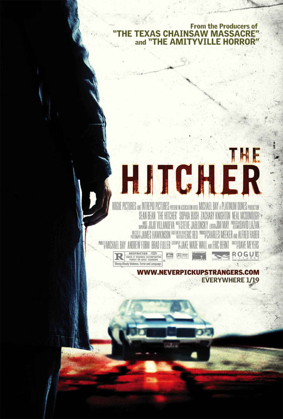 The Hitcher Poster #2
