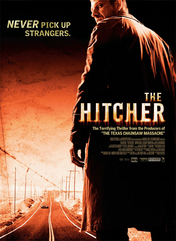 The Hitcher Poster #3