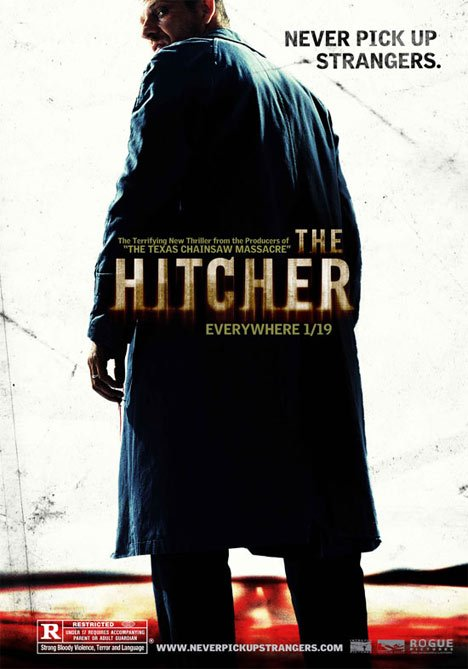 The Hitcher Poster #1
