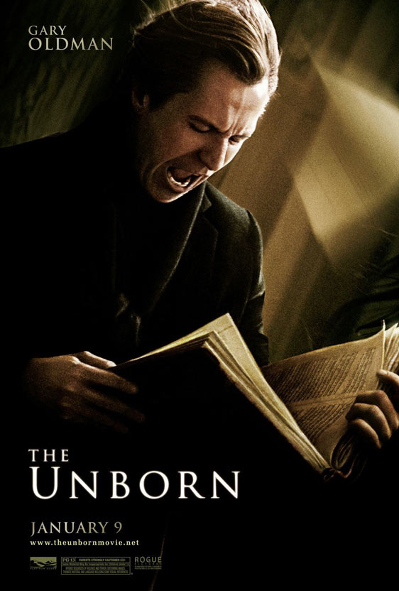 The Unborn Poster #4