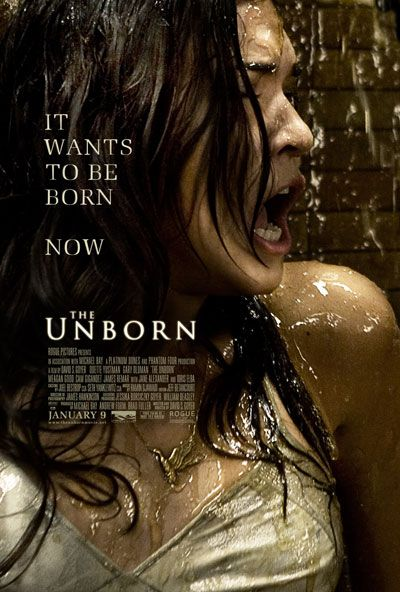 The Unborn Poster #1