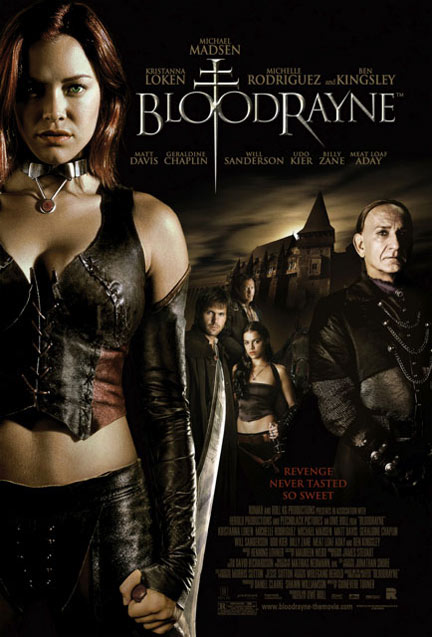 BloodRayne Poster #1