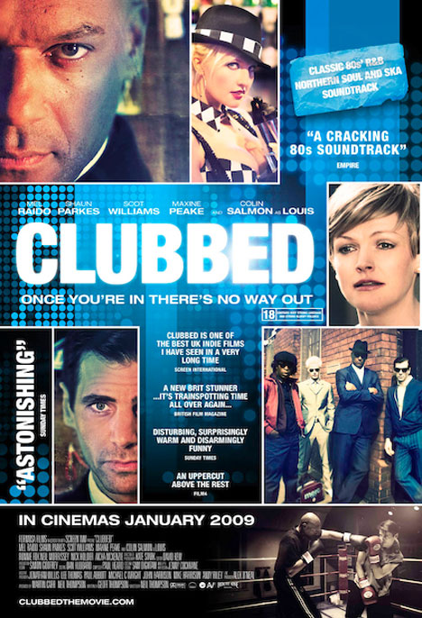 Clubbed Poster #1