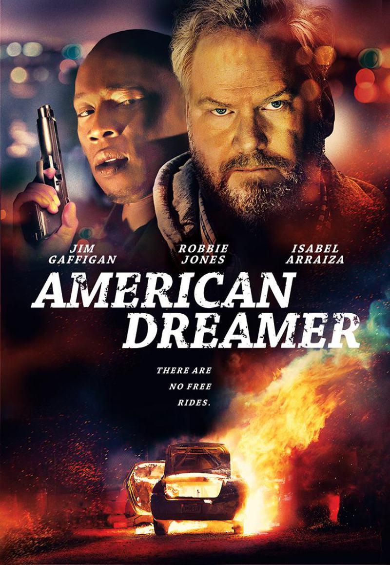 American Dreamer Poster #1