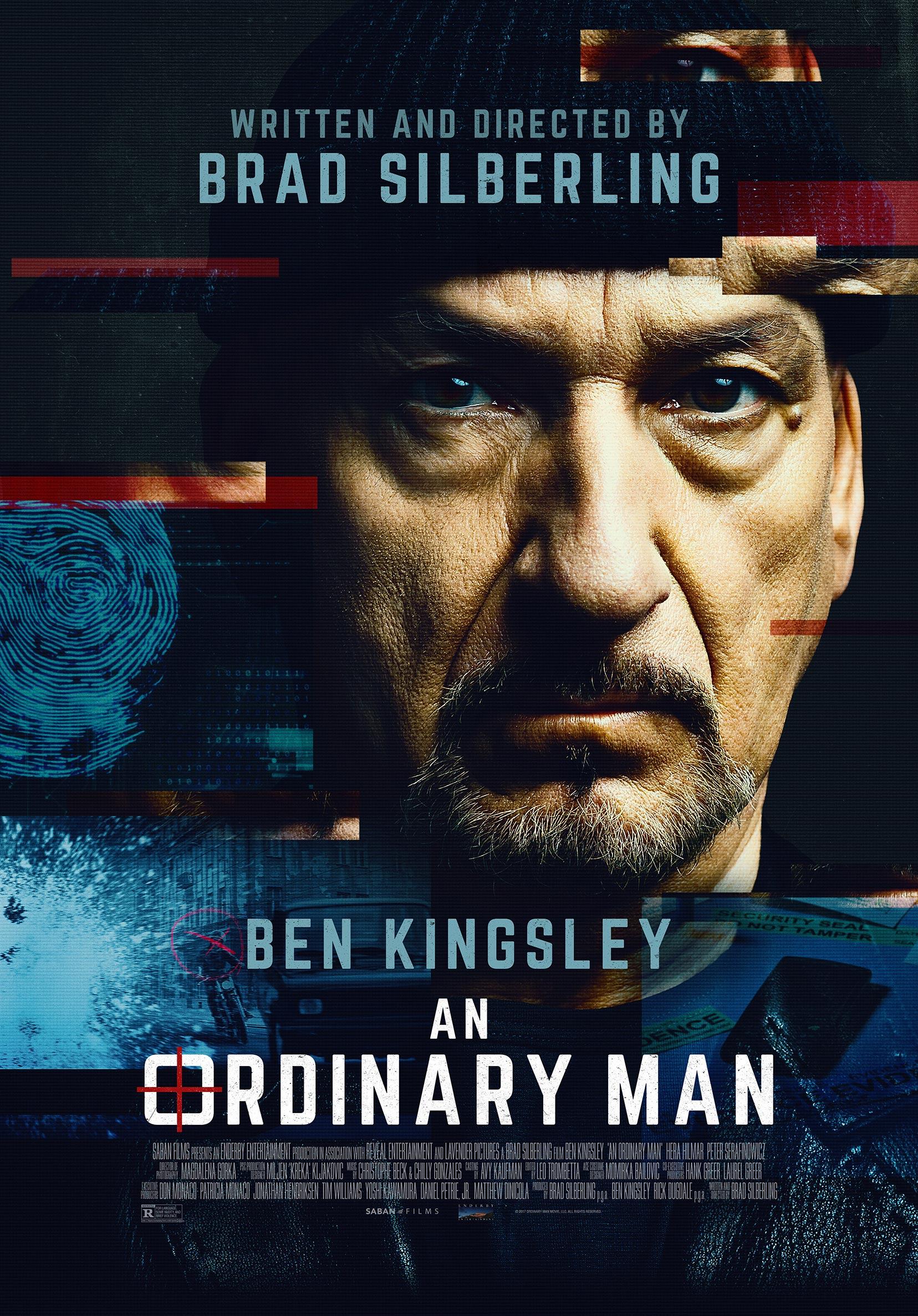 An Ordinary Man Poster #1
