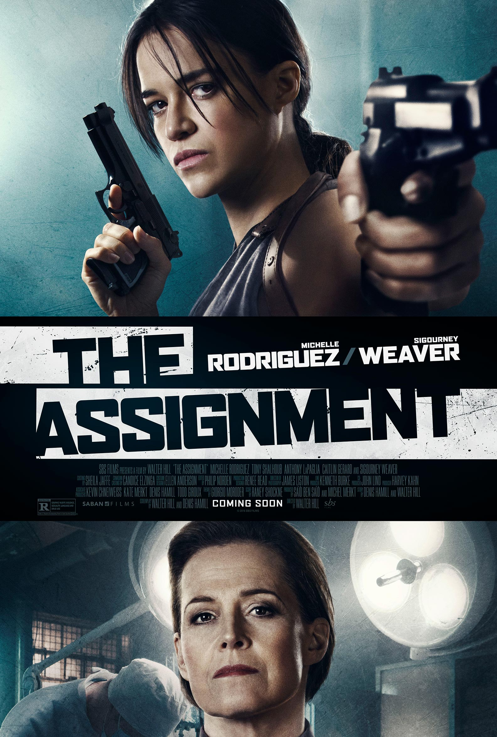 The Assignment Poster #2