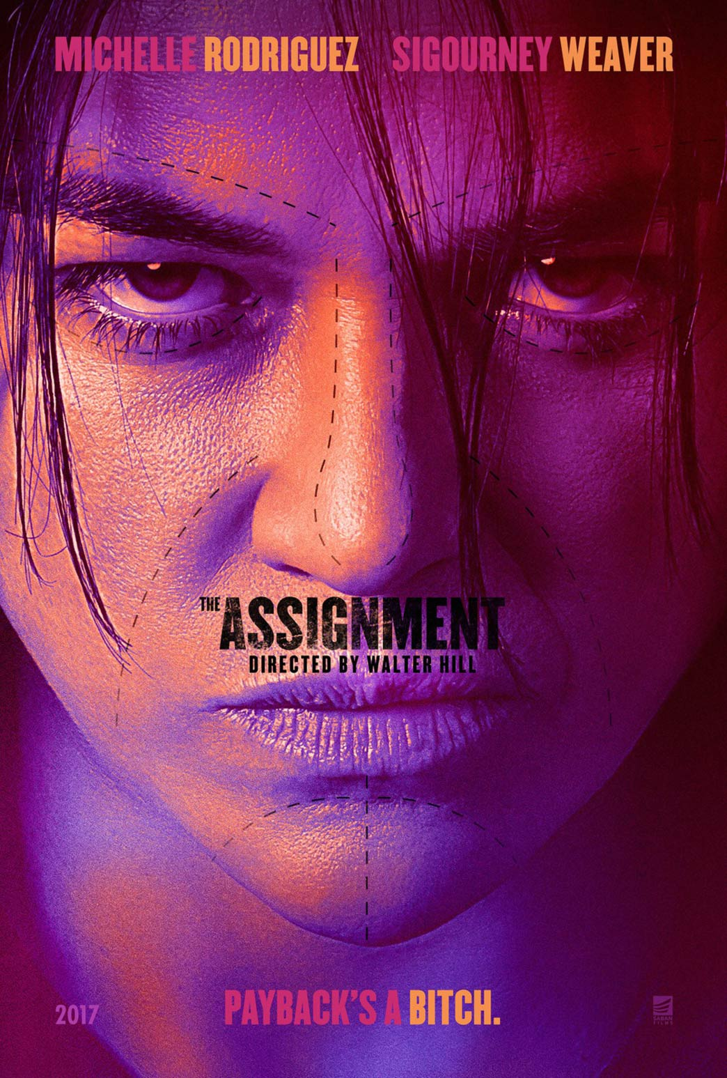 The Assignment Poster #3