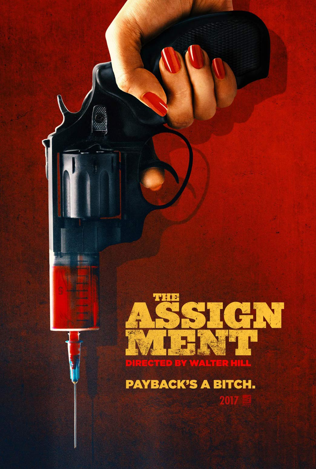 The Assignment Poster #4