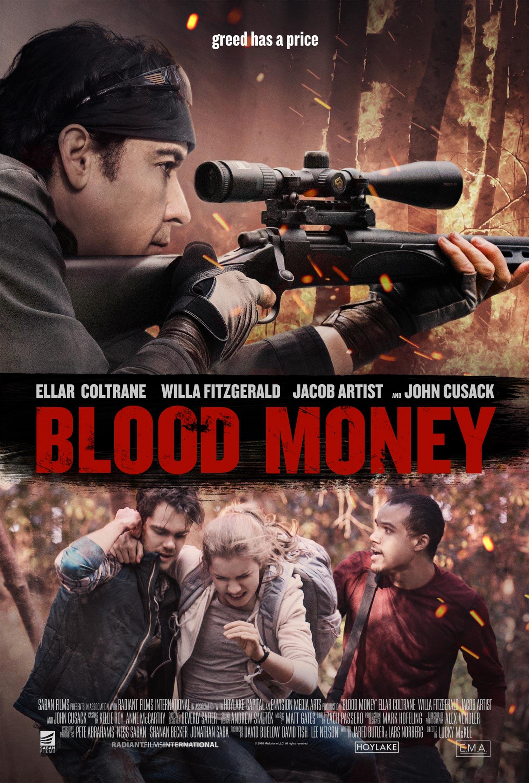 Blood Money Poster #1