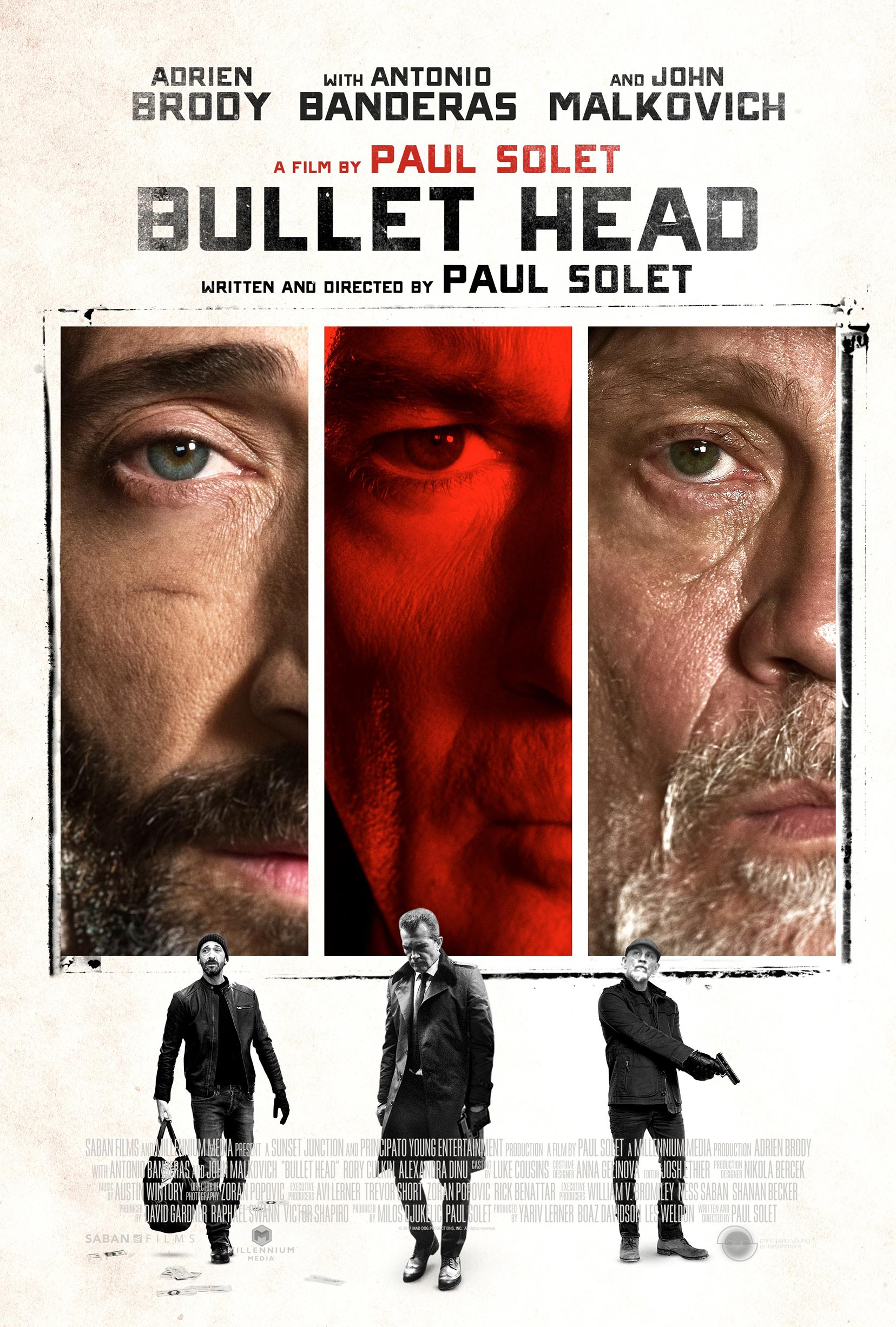 Baixar Bullet Head Legendado Torrent