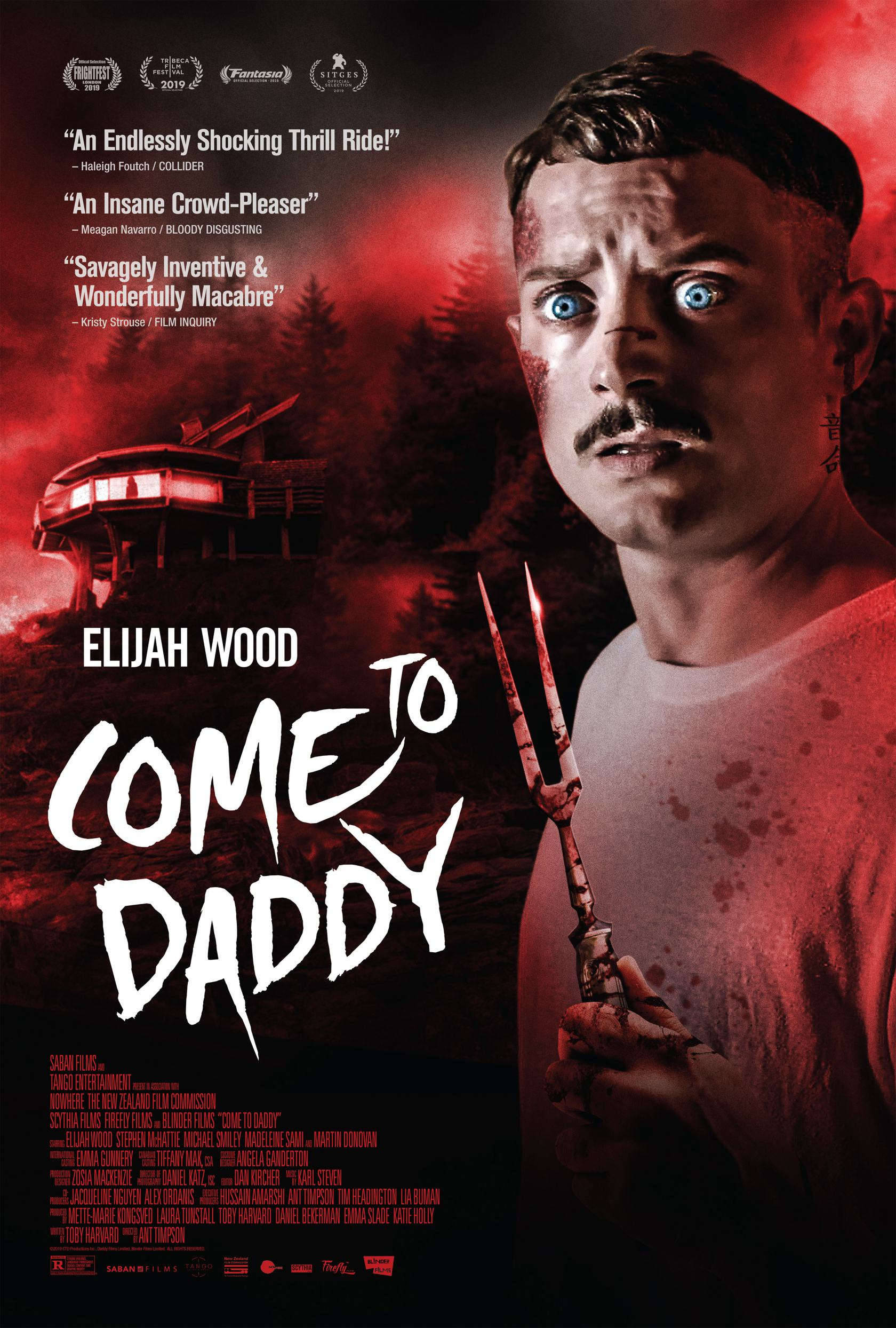 Come to Daddy Poster #1