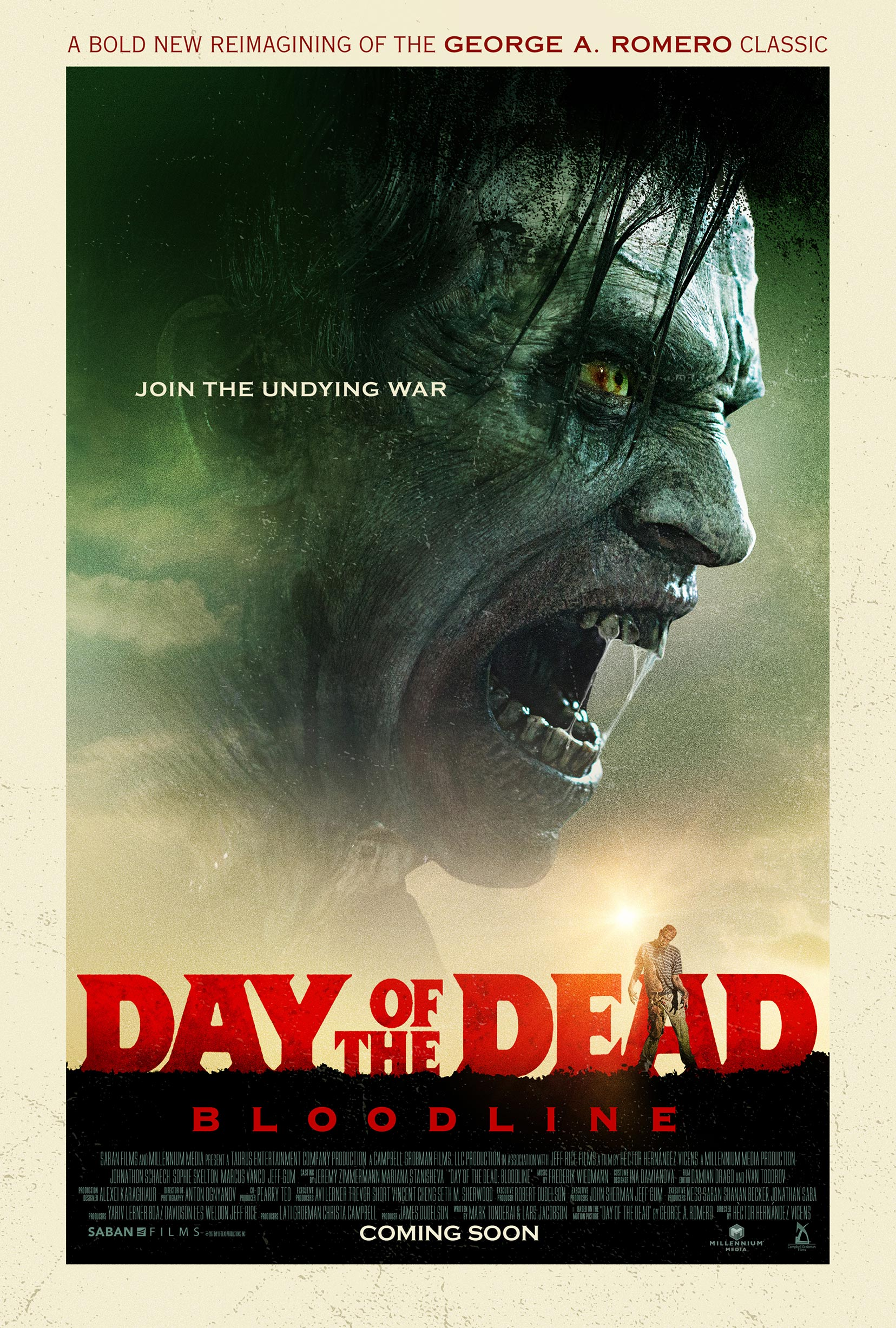 Day of the Dead: Bloodline Poster #2