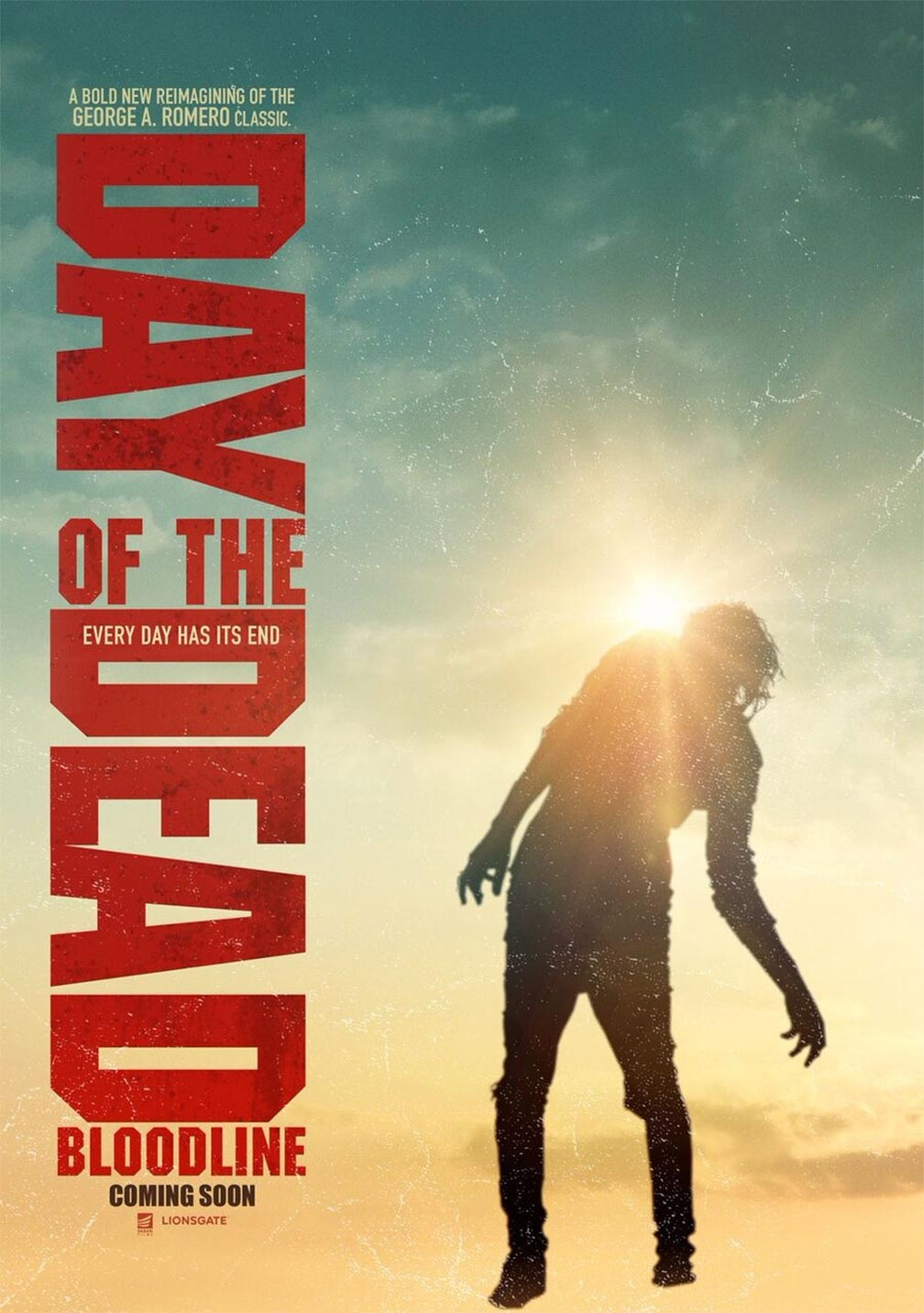 Day of the Dead: Bloodline Poster #1