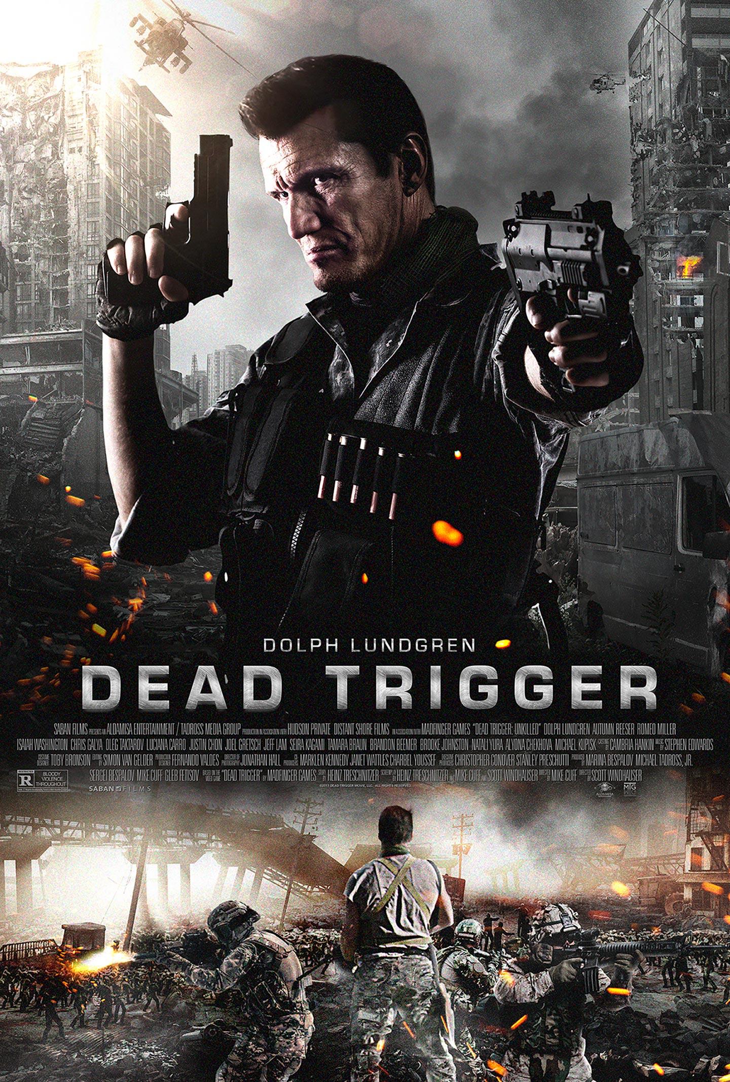 Dead Trigger Poster #1