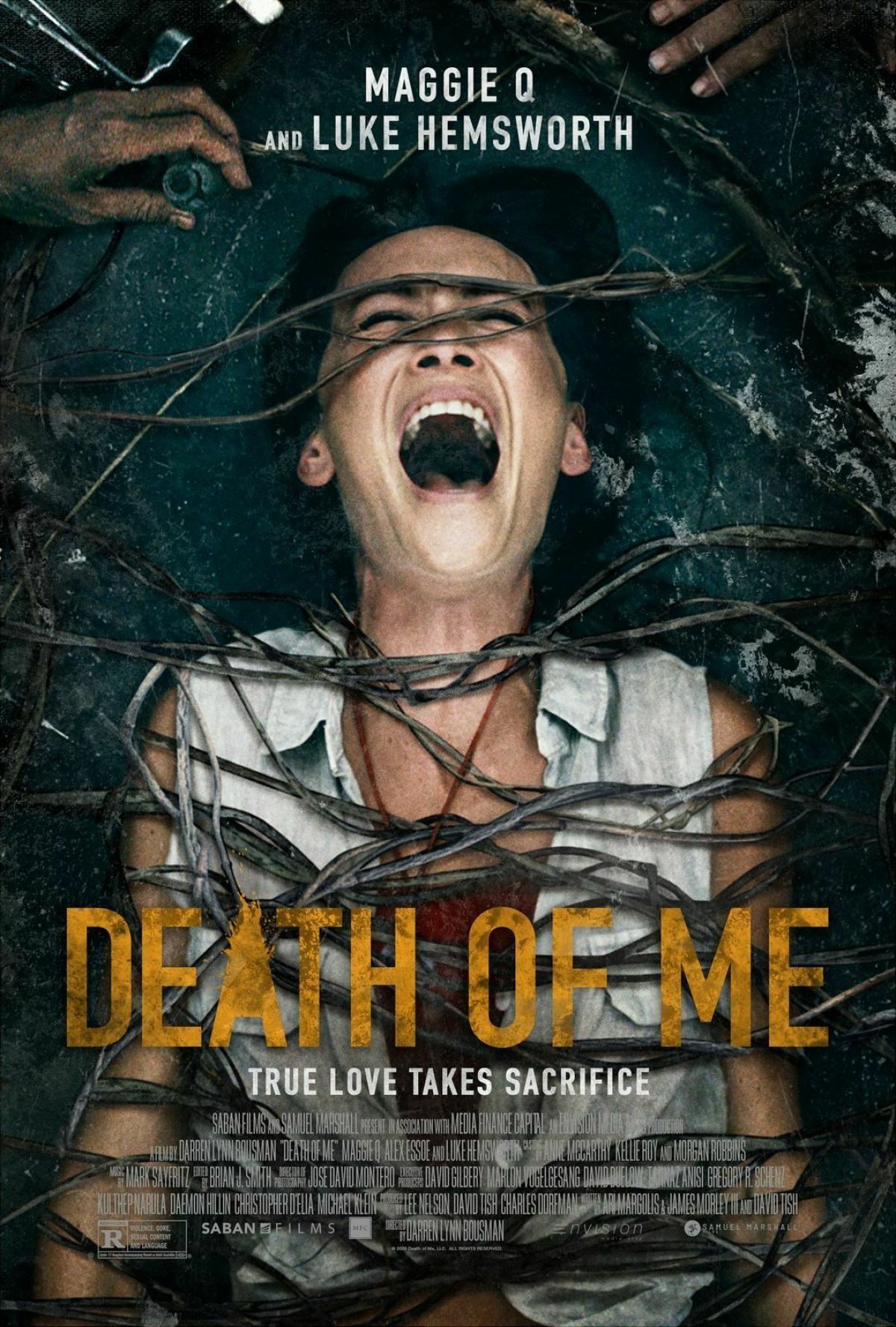 Death of Me Poster #1