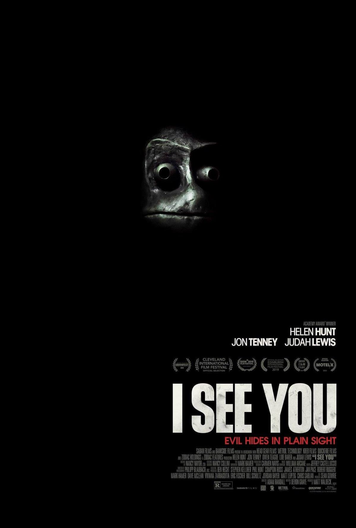 I See You Poster #1