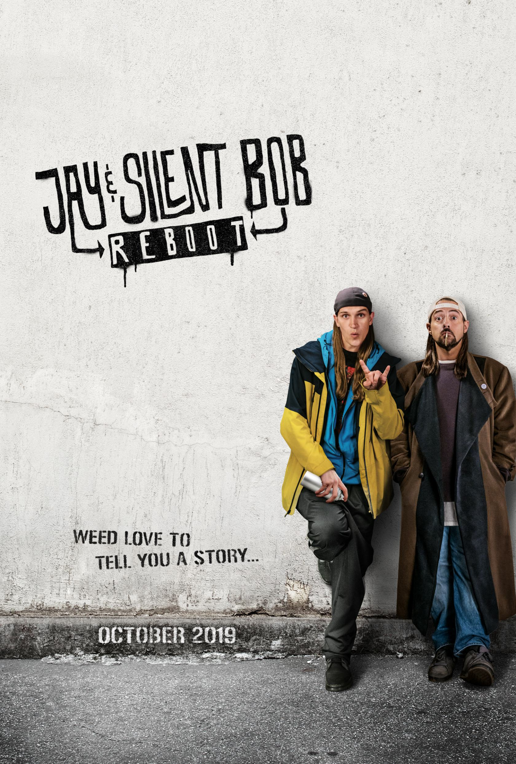 Jay and Silent Bob Reboot Poster #1