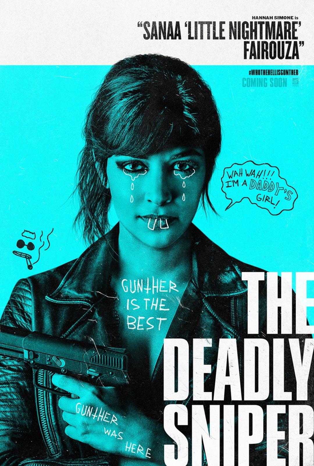 Killing Gunther Poster #8