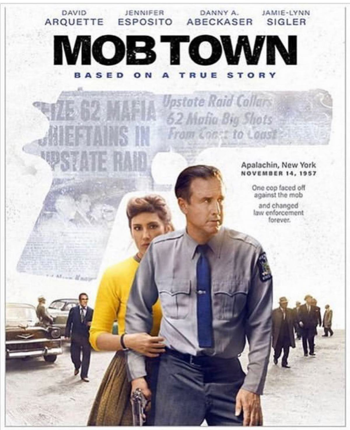 Mob Town Poster #1