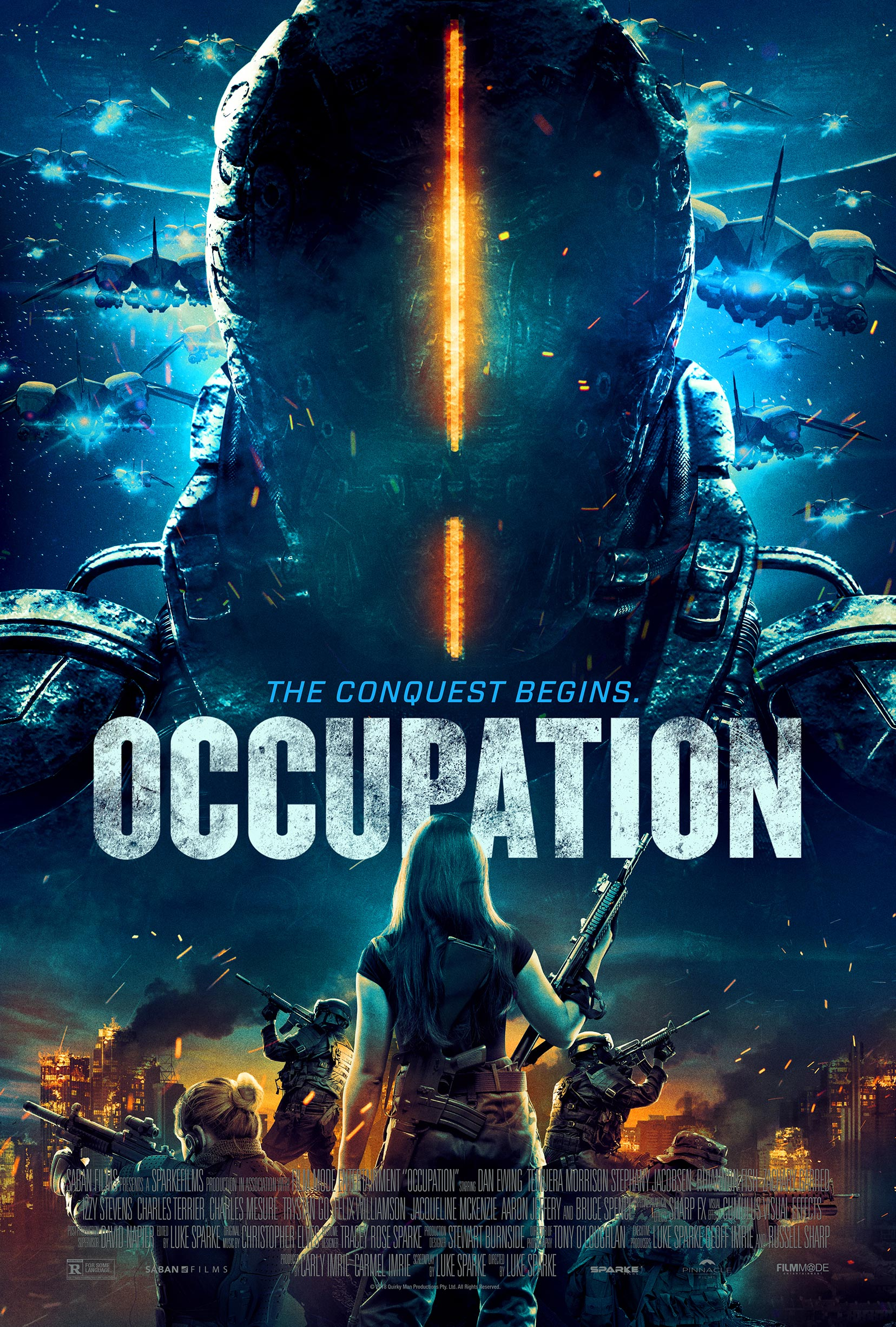 Occupation Poster #2