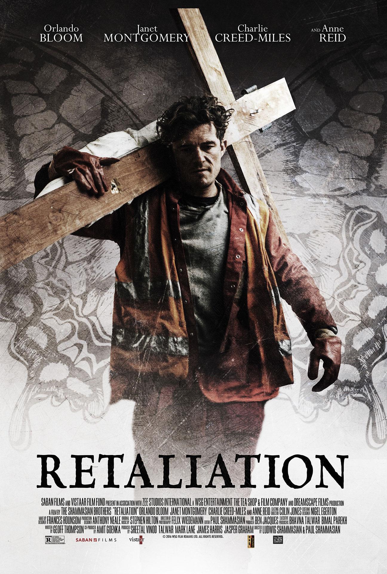 Retaliation Poster #1