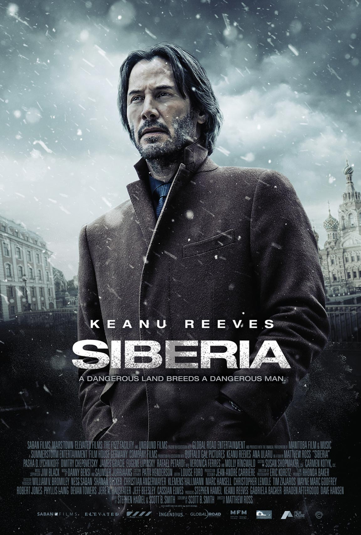 Siberia Poster #2