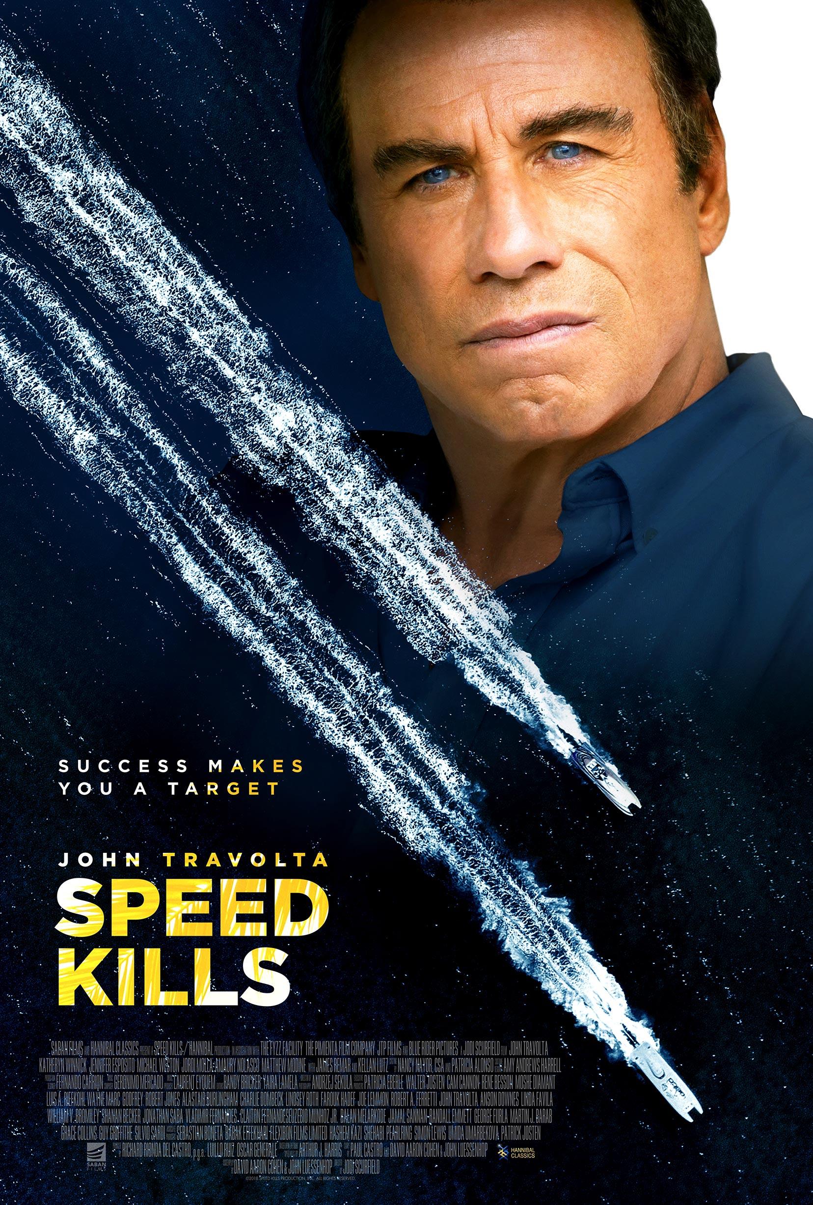 Speed Kills Poster #1