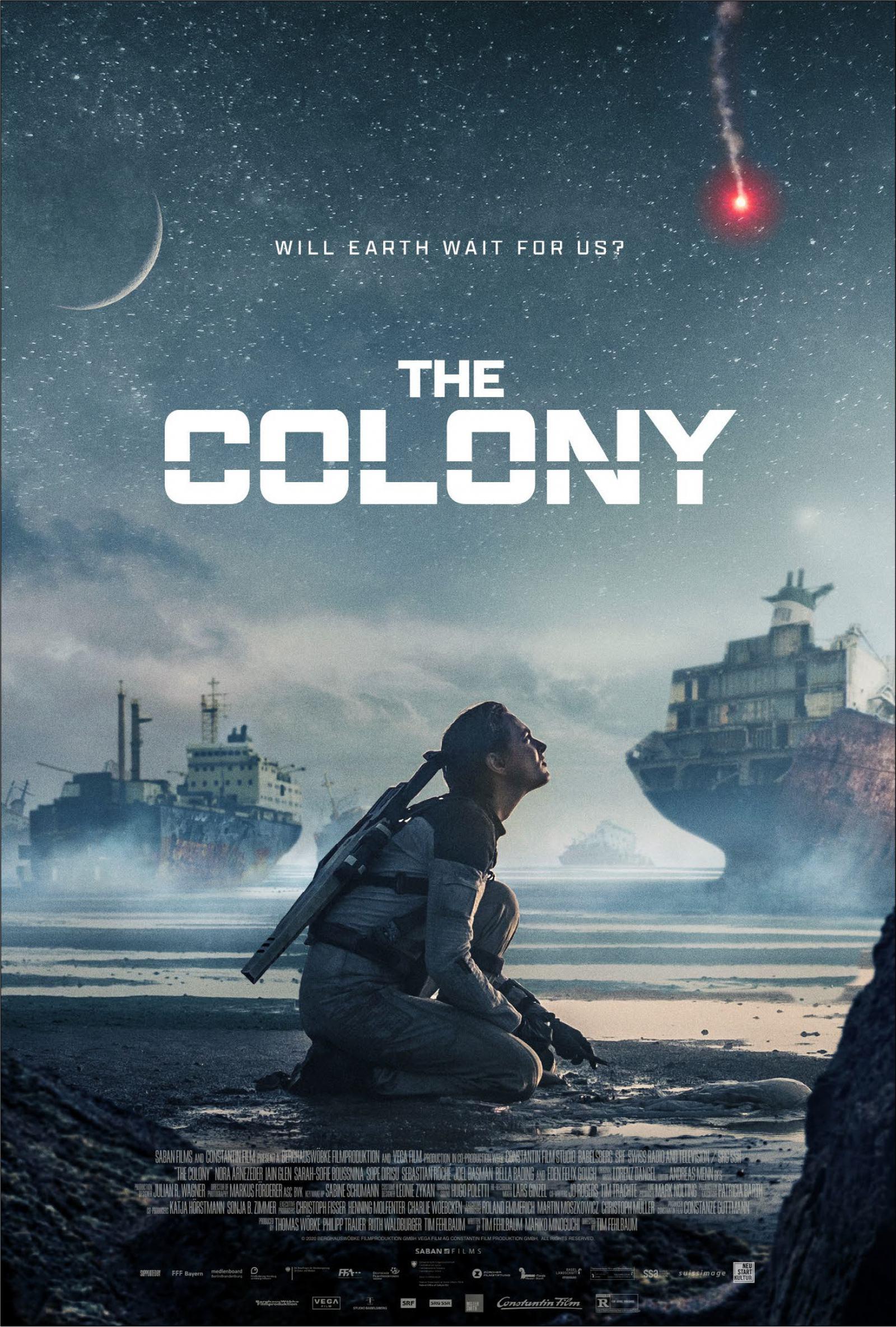 The Colony (2021) - TrailerAddict