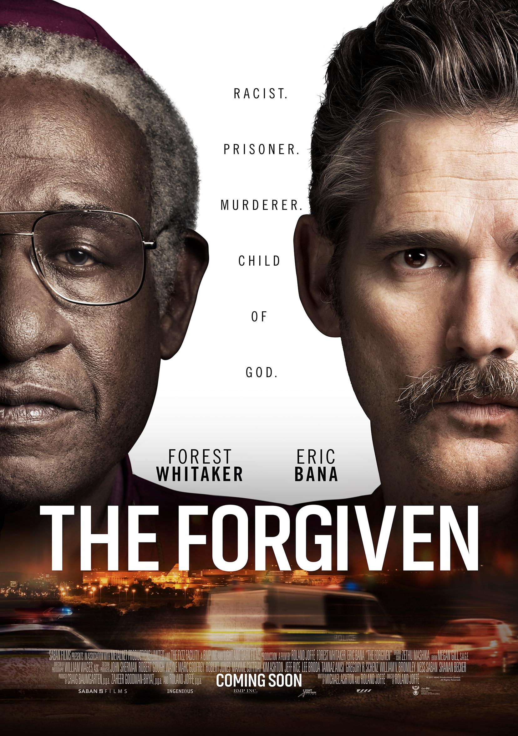 The Forgiven Poster #1