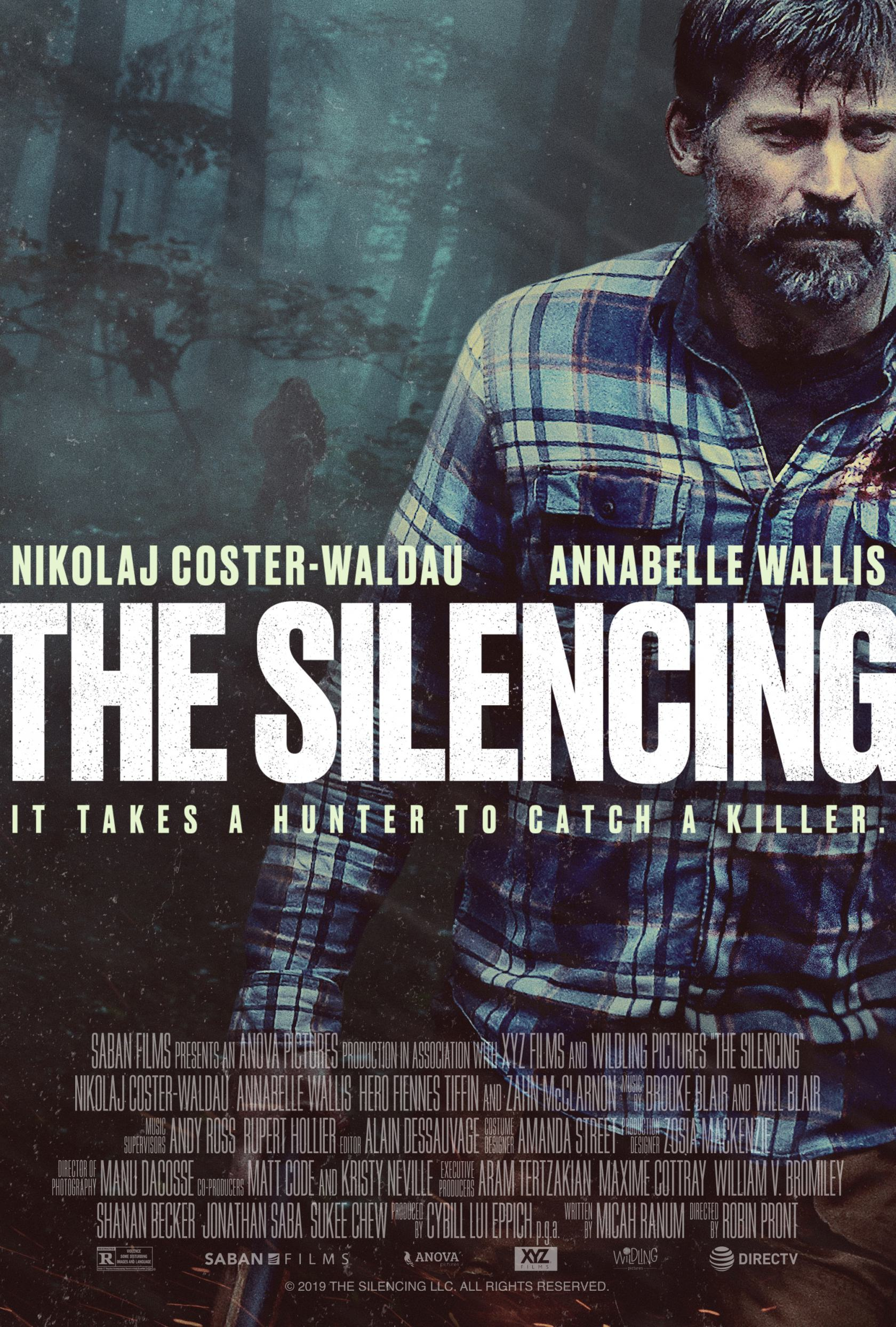 The Silencing Poster #1