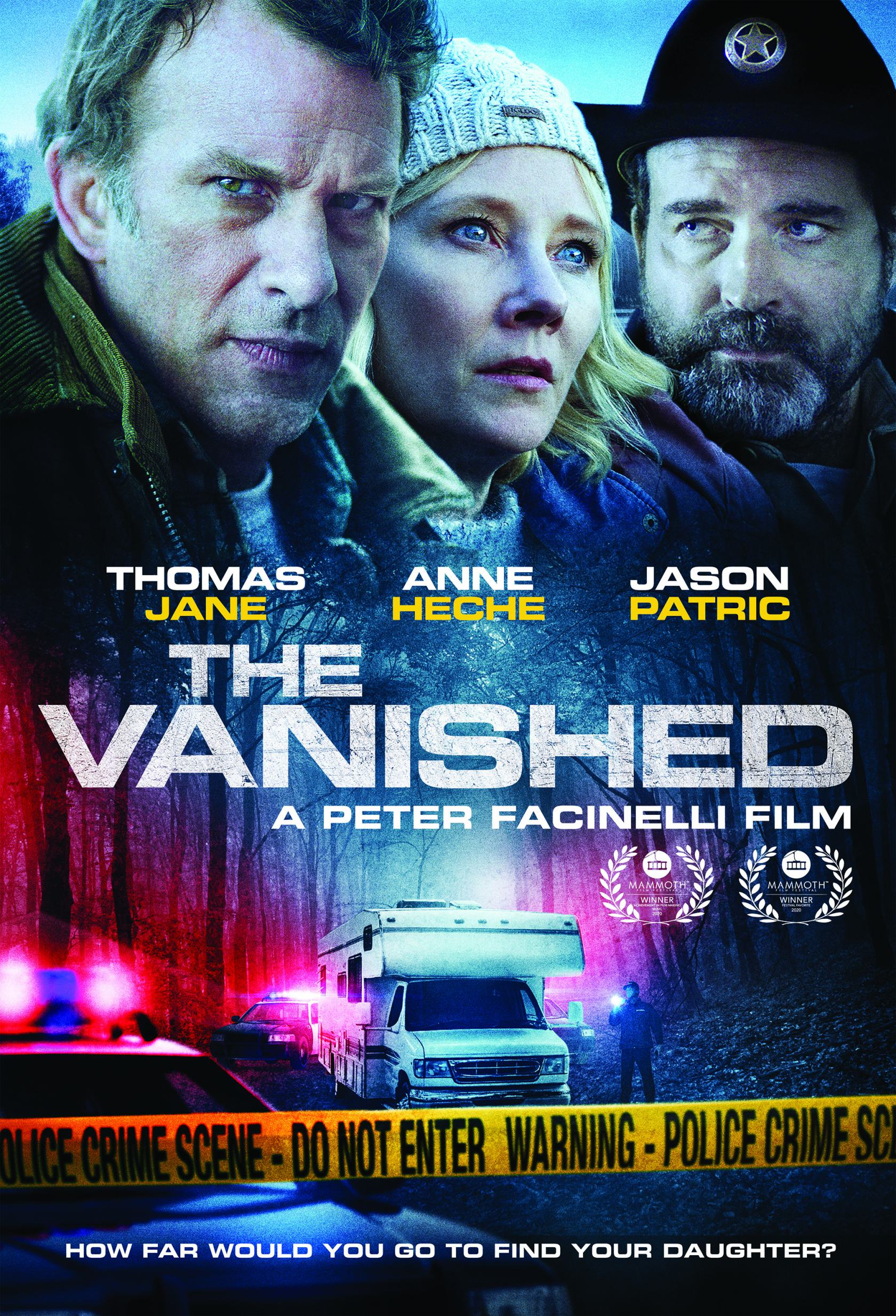 The Vanished Poster #1