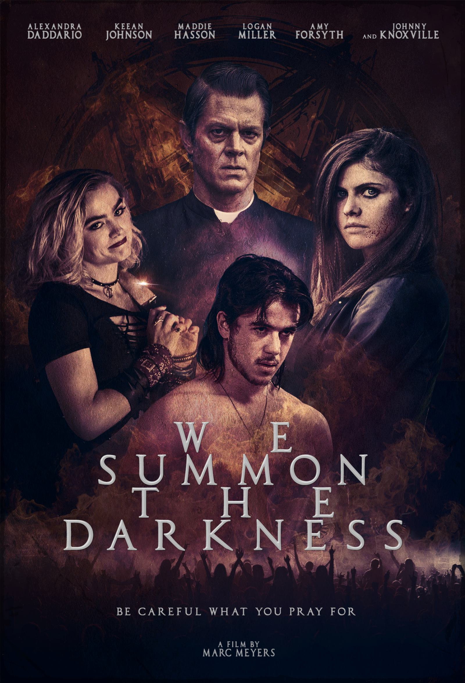 We Summon the Darkness Poster #1