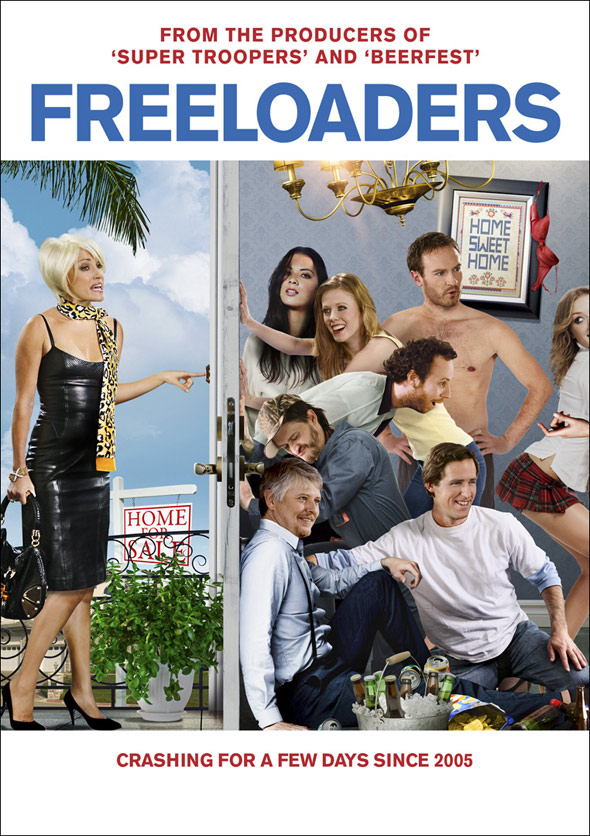 Freeloaders Poster #1