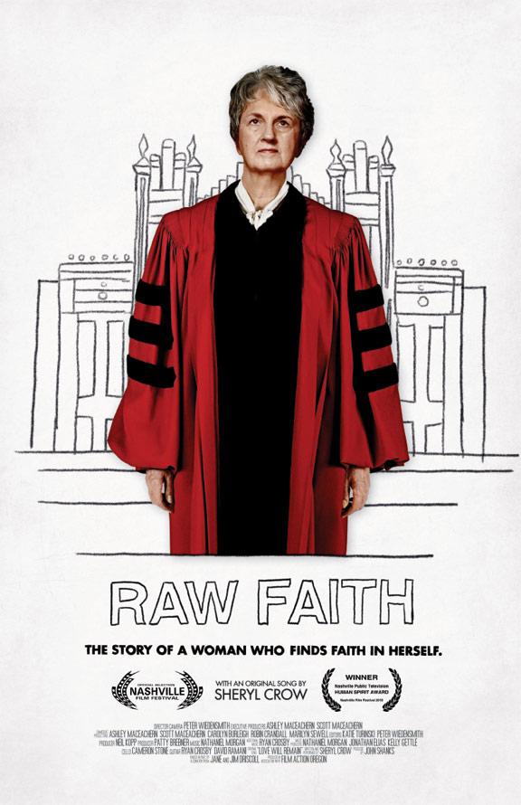Raw Faith Poster #1