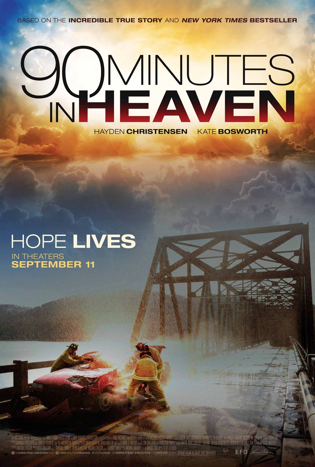 90 Minutes in Heaven Poster #1