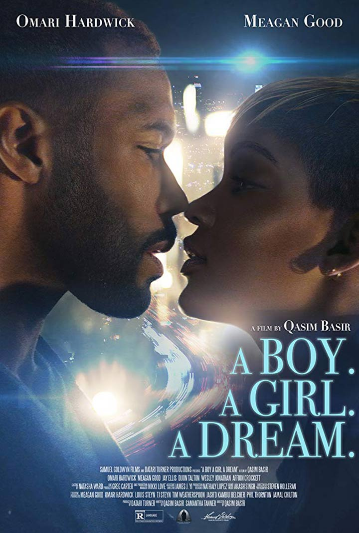 A Boy. A Girl. A Dream Poster #1