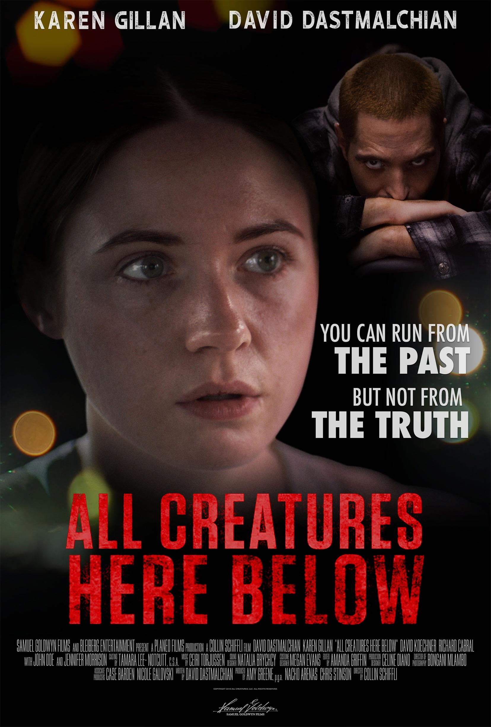 All Creatures Here Below Poster #1