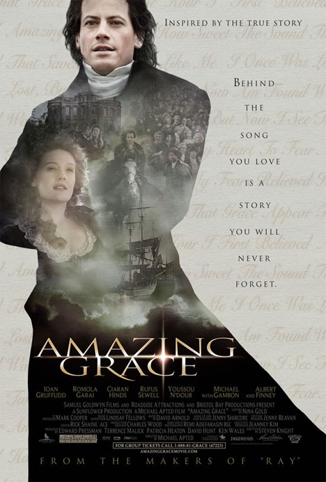 Amazing Grace Poster #1