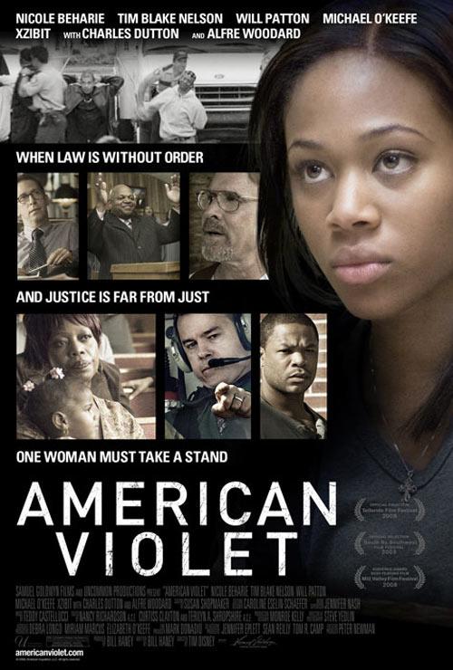 American Violet Poster #1