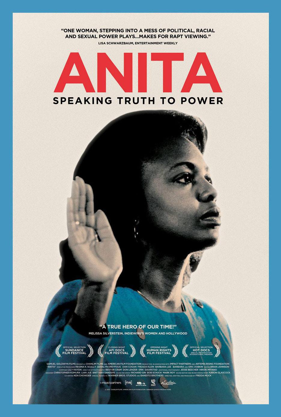 Anita Poster #1