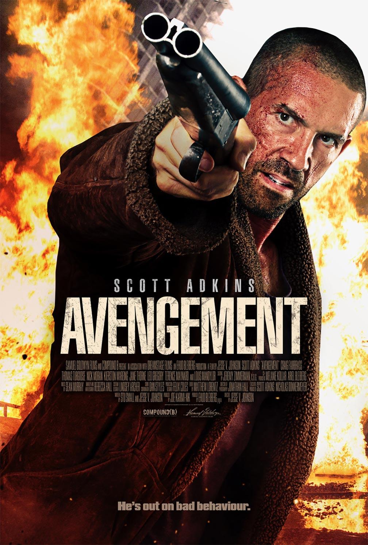 Avengement Poster #1
