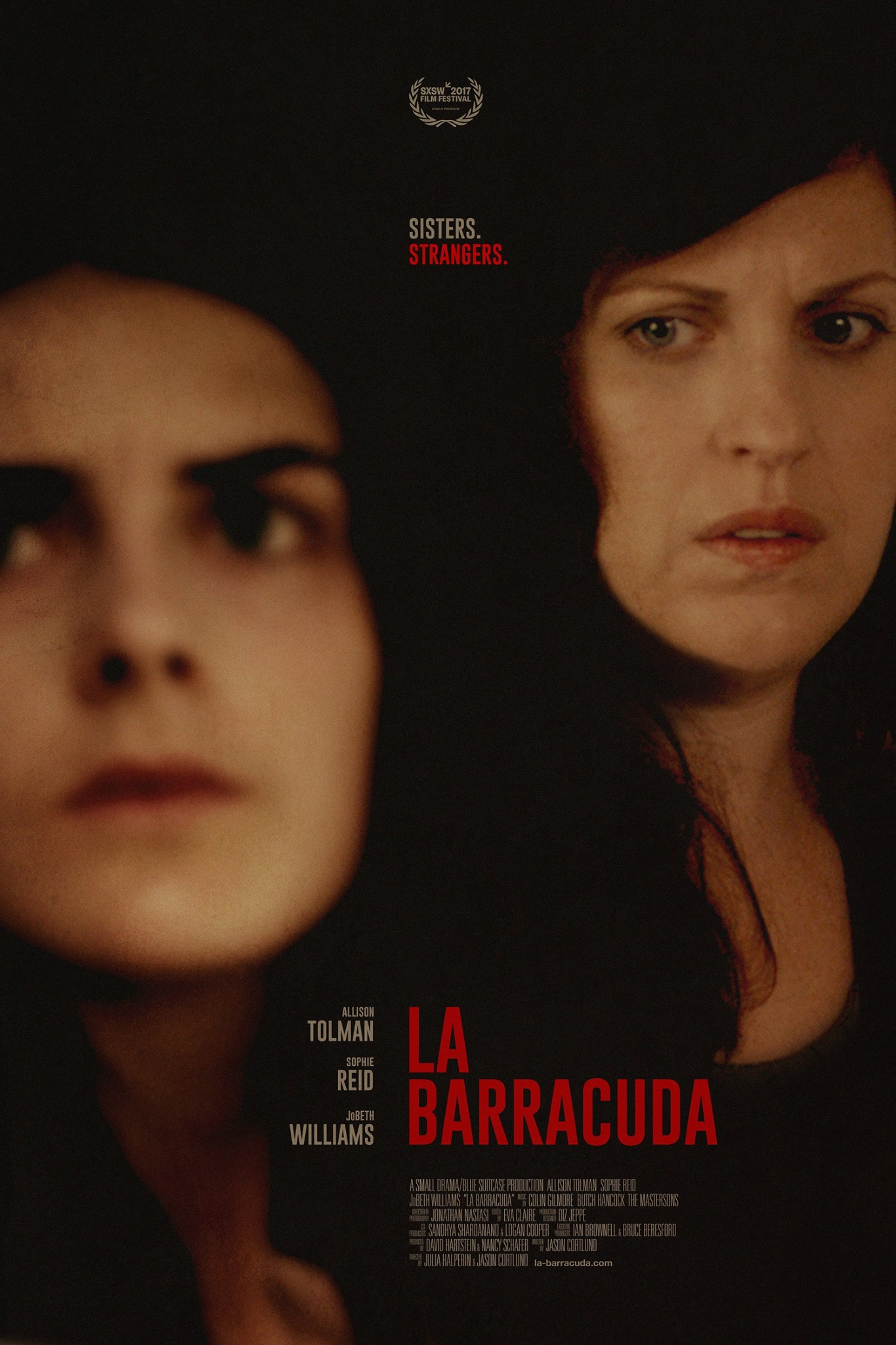 Barracuda Poster #1