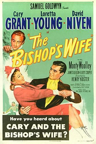 The Bishop's Wife Poster #1