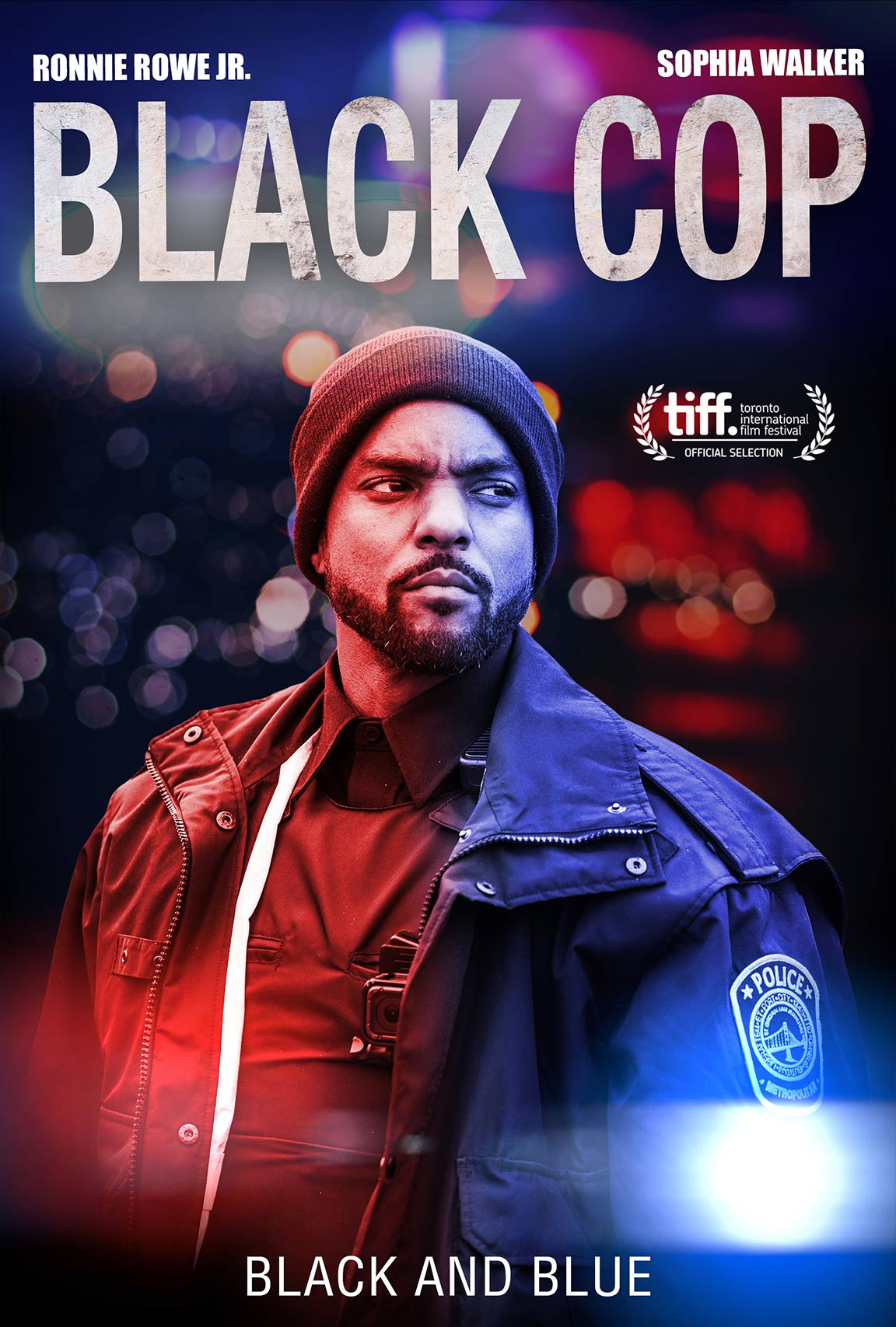 Black Cop Poster #1