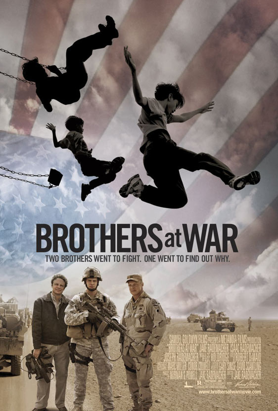 Brothers at War Poster #1
