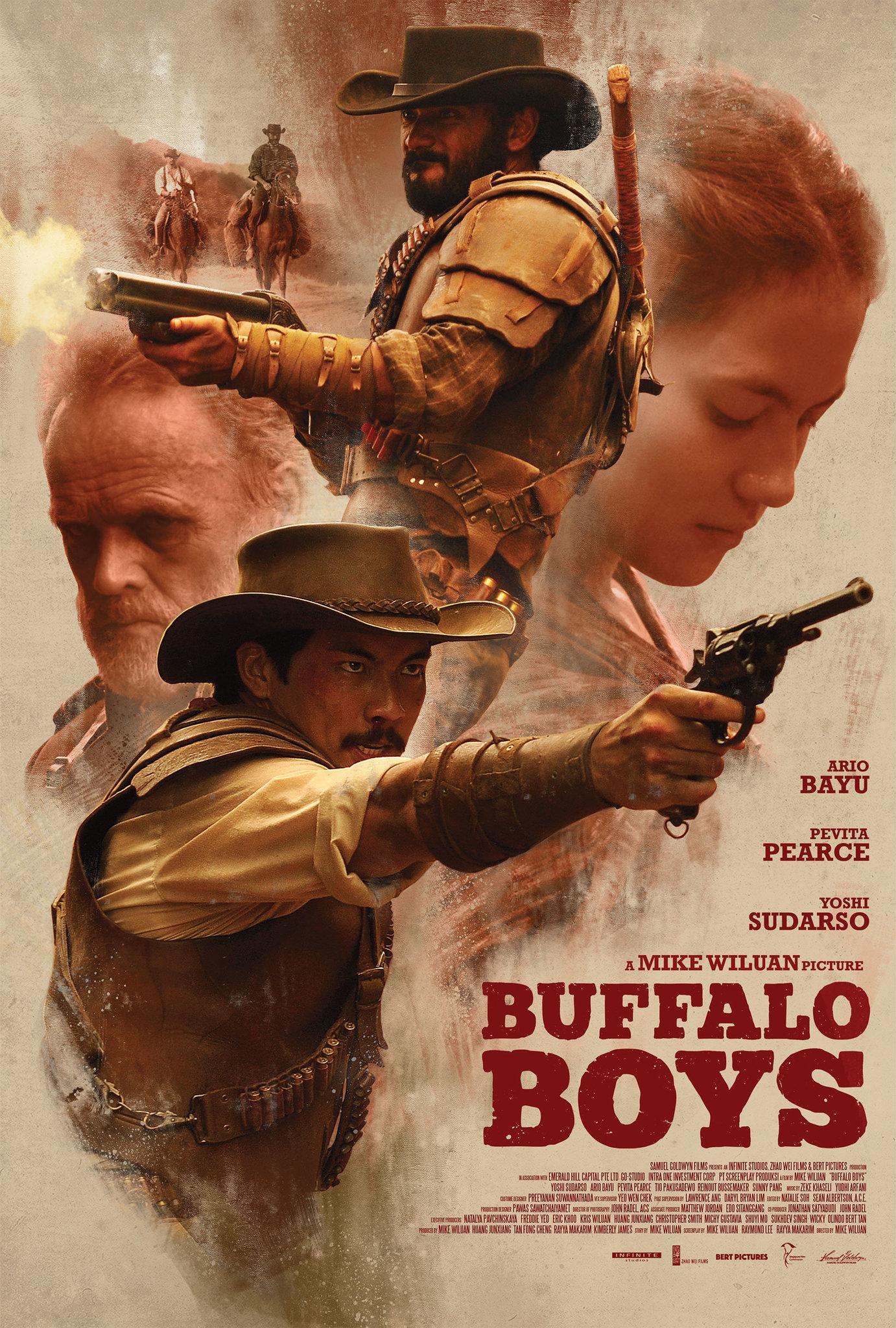 Buffalo Boys Poster #1