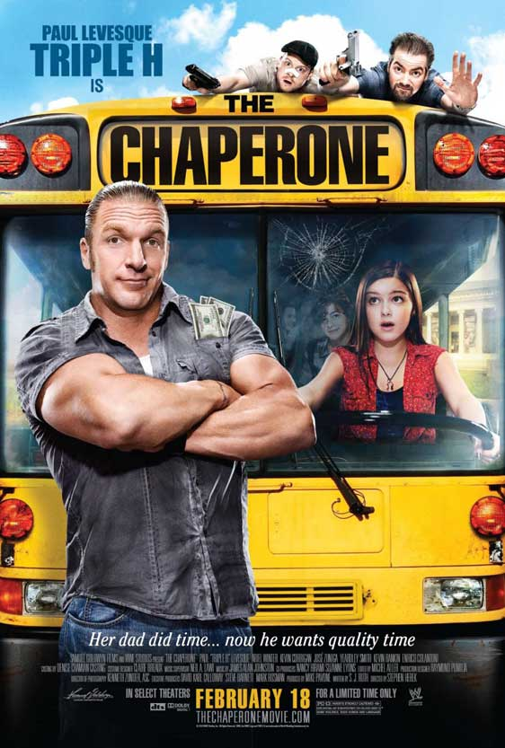 The Chaperone Poster #1