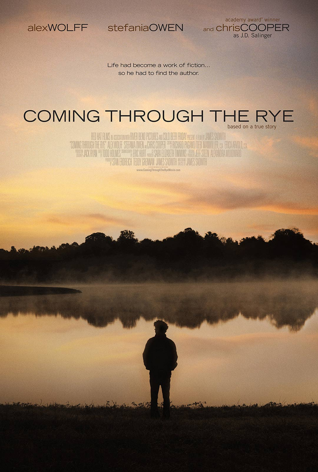 Coming Through The Rye Poster #1